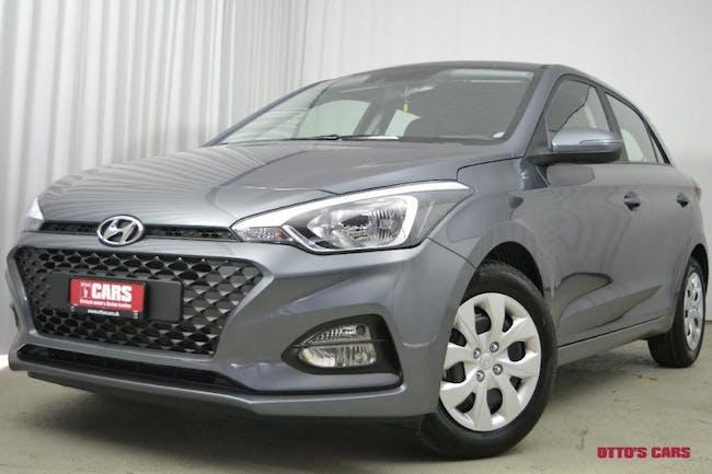 saloon Hyundai i20 1.0 T-GDi Premium 2019