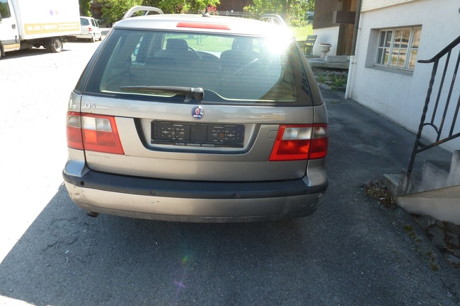 estate Saab 9-5 Combi 2.3 t 185 Vector