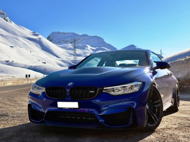 coupe BMW 4er M4 Coupé CS