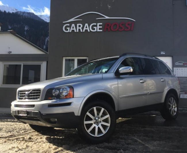suv Volvo XC90 D5 AWD Kinetic