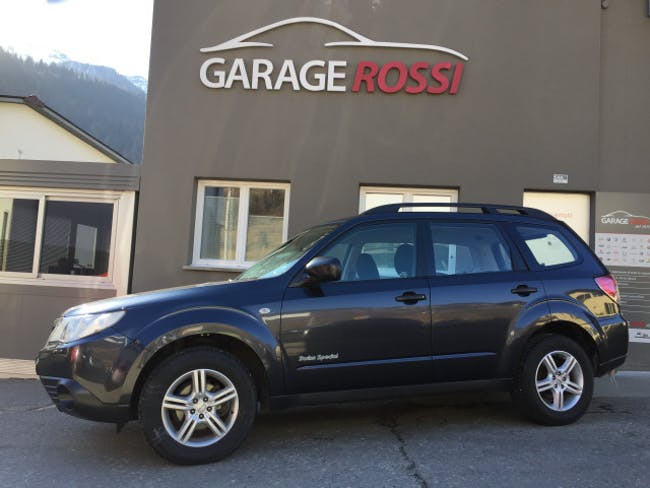 suv Subaru Forester 2.0X Swiss Sp.