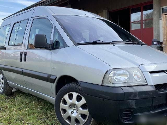 bus Peugeot Expert Rollstuhltransporter Peugeot Expert 2.0 16v