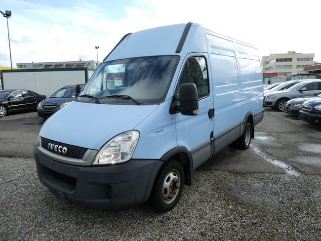saloon Iveco Daily / Turbo Daily Ecodaily 35 C 15V