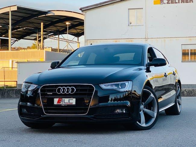 saloon Audi A5 Sportback 2.0 TFSI quattro S-tronic
