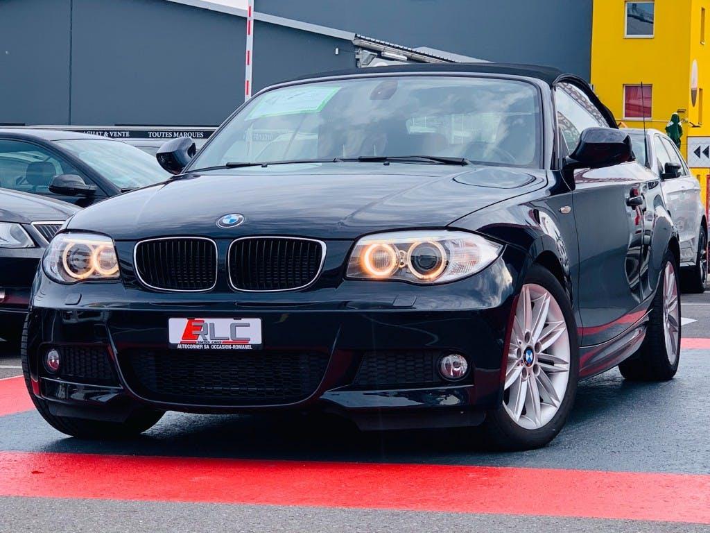 cabriolet BMW 1er 118i Cabrio Steptronic
