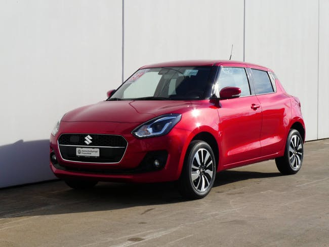 saloon Suzuki Swift 1.2 Compact Top Hybrid 4x4