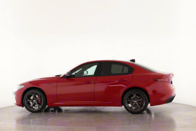 saloon Alfa Romeo Giulia 2.0 Q4 Veloce TI