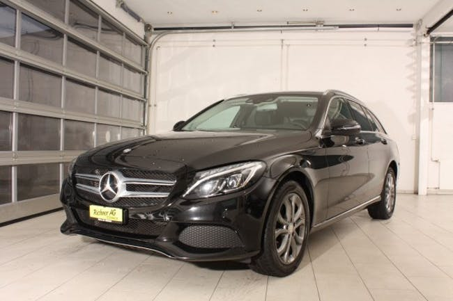 estate Mercedes-Benz C-Klasse C 220 d Avantgarde 4Matic