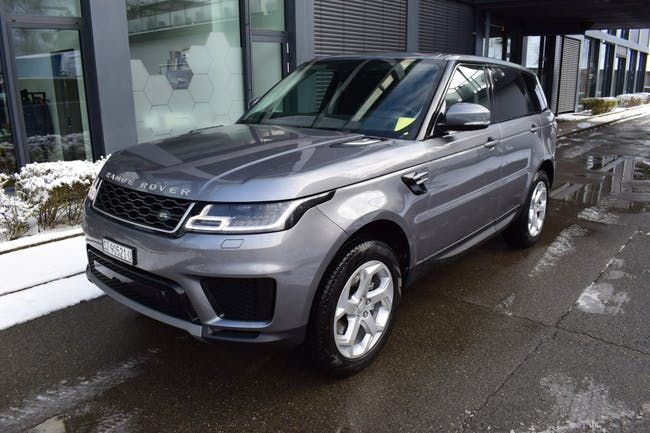 suv Land Rover Range Rover Sport 3.0 SDV6 S Automatic