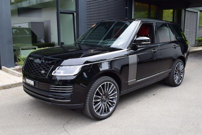 suv Land Rover Range Rover 5.0 V8 S/C AB Automatic