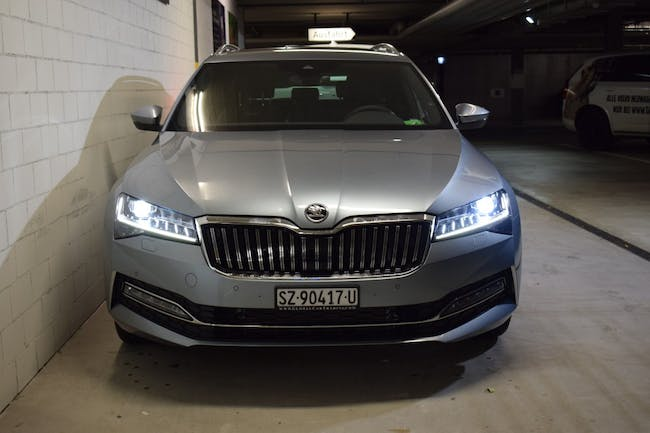 estate Skoda Superb Combi 2.0 TDi L&K 4x4 DSG