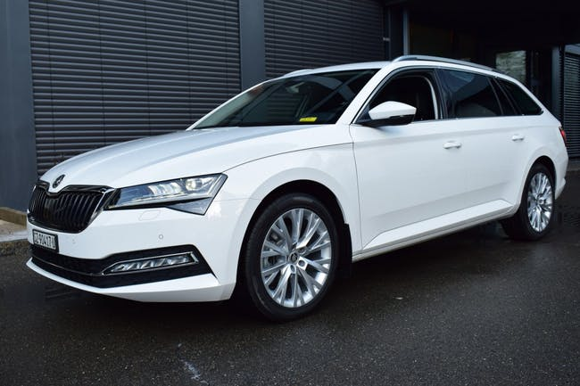 estate Skoda Superb Combi 2.0 TDi Style 4x4, MODELL 2020 FACELIFT DSG