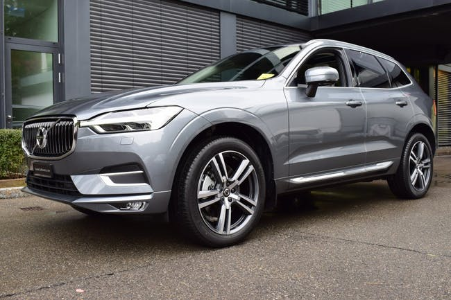suv Volvo XC60 B5 Mild Hybrid AWD Inscription Geartronic