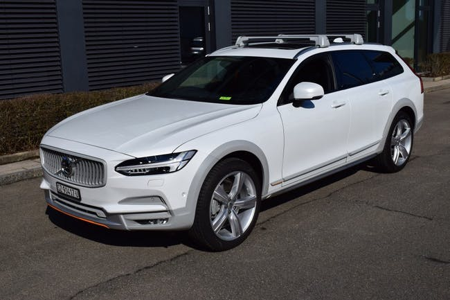 estate Volvo V90 Cross Country T6 Ocean Race AWD Geartronic