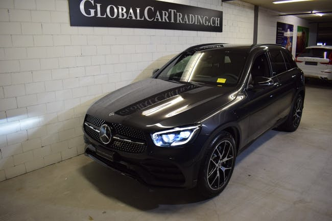 suv Mercedes-Benz GLC-Klasse GLC 200 AMG Line 4Matic 9G-Tronic