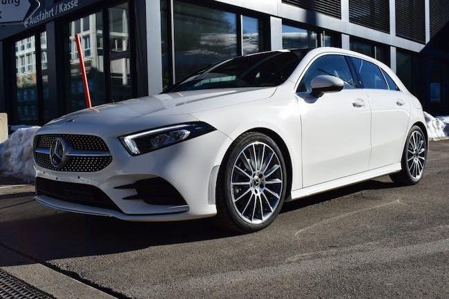 saloon Mercedes-Benz A-Klasse A 180 d AMG Line 7G-DCT