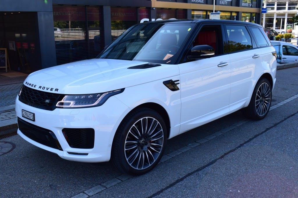 suv Land Rover Range Rover Sport 5.0 V8 S/C ABDynamic Automatic