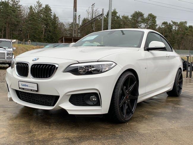 coupe BMW 2er 220i