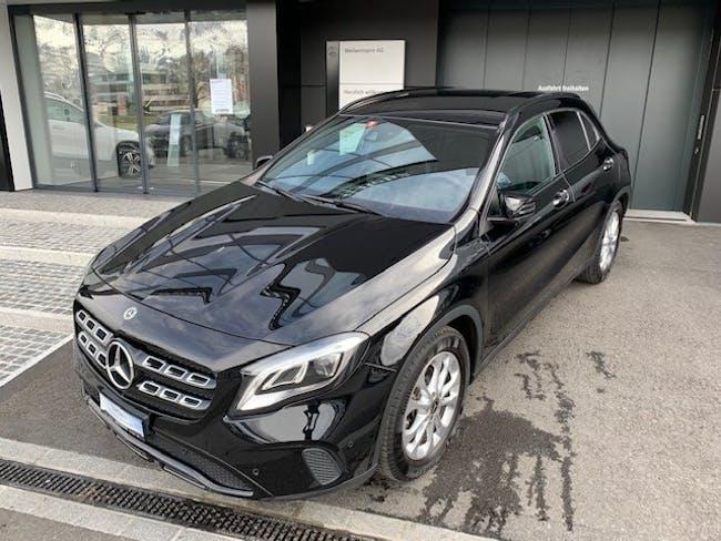 suv Mercedes-Benz GLA-Klasse GLA 200 d Swiss Star Edition Urban 4Matic 7G-DCT