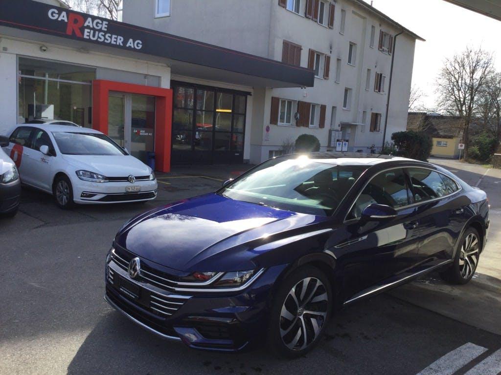 saloon VW Arteon 2.0 TSI BMT R-Line DSG