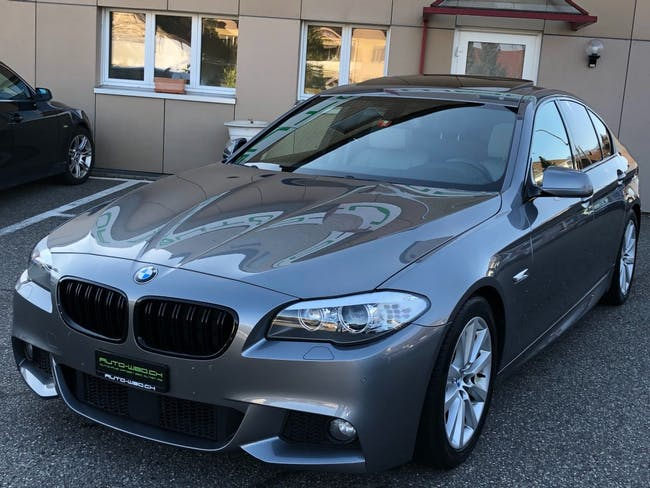 saloon BMW 5er 535d xDrive Steptronic I 313PS I M PAKET I