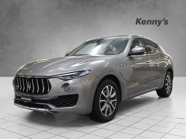 suv Maserati Levante 3.0 V6 Diesel