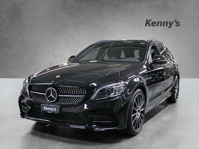 estate Mercedes-Benz C-Klasse C 220 d Swiss Star AMG Line 4m Kombi