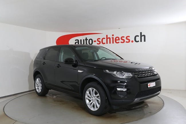 suv Land Rover Discovery Sport 2.0 TD4