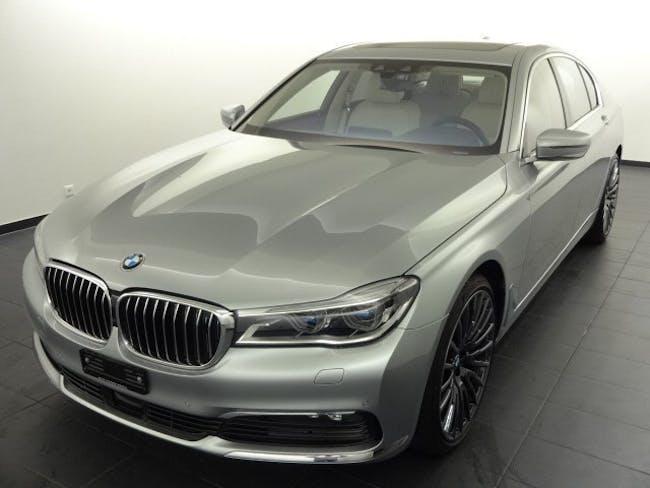 saloon BMW 7er 750d xDrive