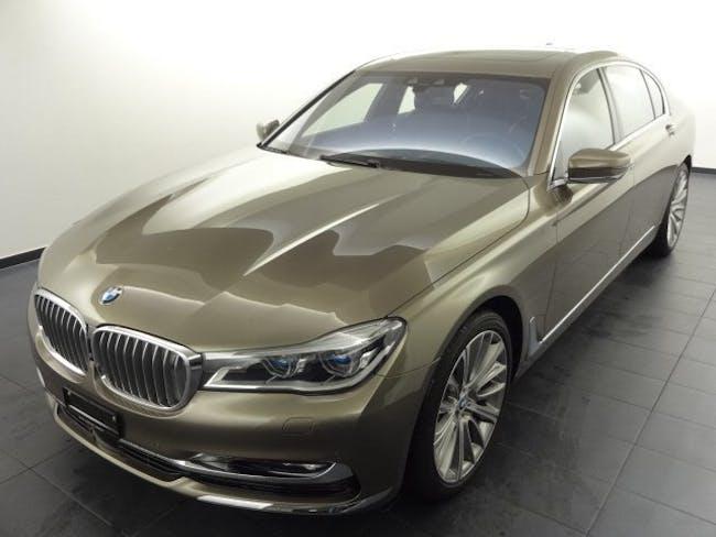 saloon BMW 7er 740Li xDrive