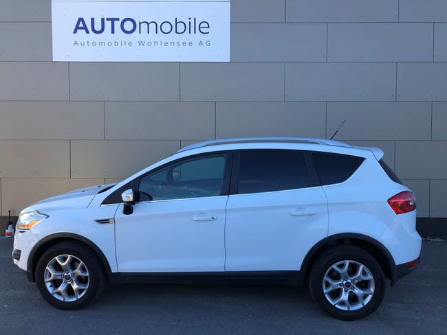 suv Ford Kuga 2.0 TDCi Carving 2WD