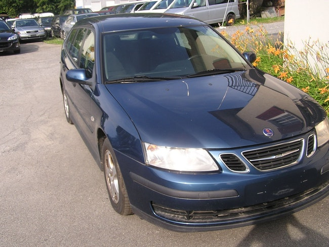 estate Saab 9-3 Sport Combi 1.9 TiD 150 Linear