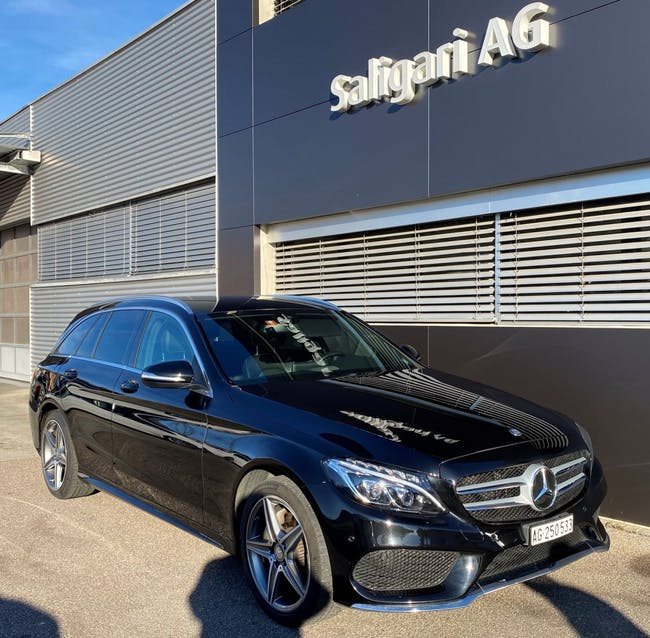 estate Mercedes-Benz C-Klasse C 220 BlueTEC AMG Line