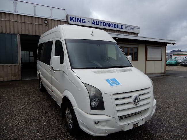 bus VW Crafter 35 2.5 TDI 164 PS