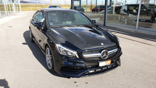 estate Mercedes-Benz CLA-Klasse CLA 45 AMG 4Matic