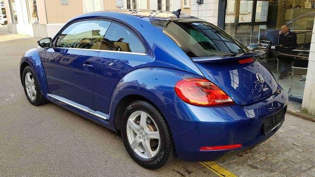 saloon VW Beetle 1.4 TSI