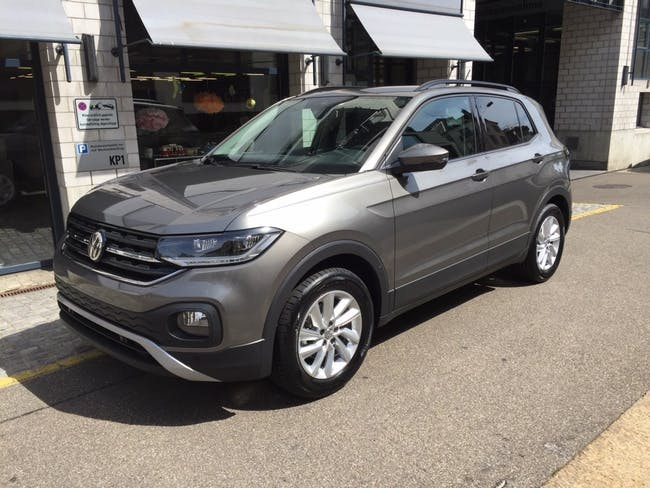 suv VW T-Cross 1.0 TSI Life DSG
