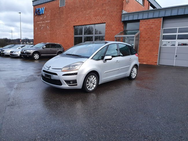 van Citroën C4 Picasso 2.0 HDI Exclusive Automatic