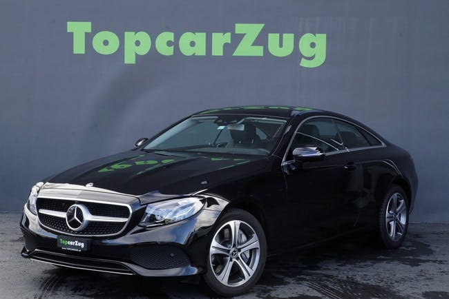 coupe Mercedes-Benz E-Klasse E 400 Avantgarde 4 Matic