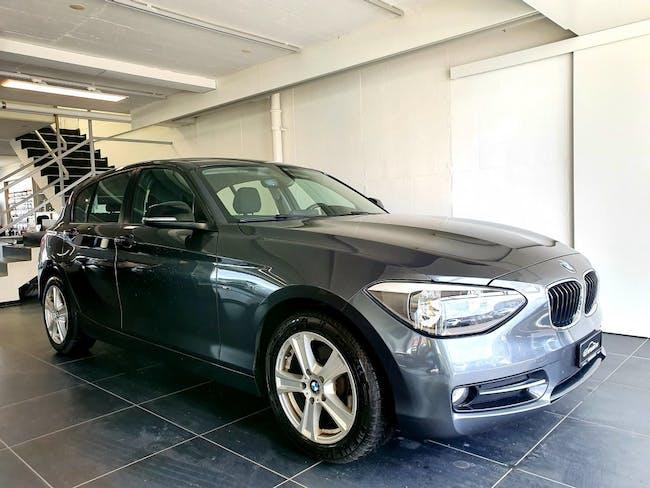 saloon BMW 1er 116d Sport Line