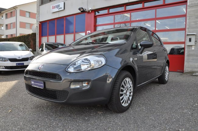 saloon Fiat Punto 1.4 Pop Star