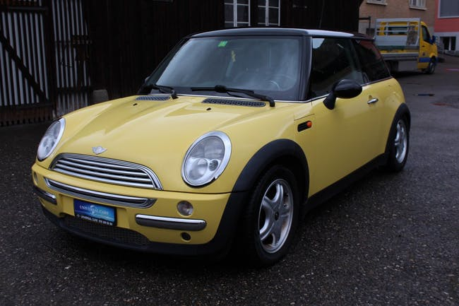 saloon Mini Mini Cooper