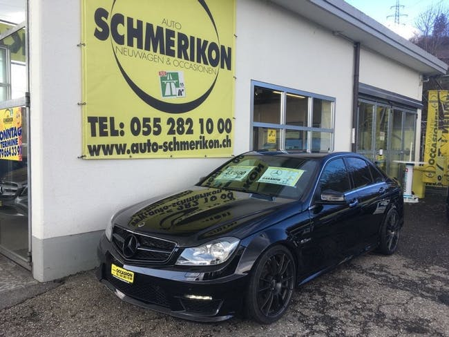 saloon Mercedes-Benz C-Klasse C 63 AMG Avantgarde Speedshift MCT