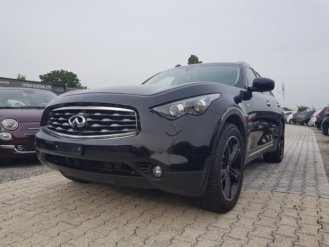 suv Infiniti FX 30d S AWD Automatic