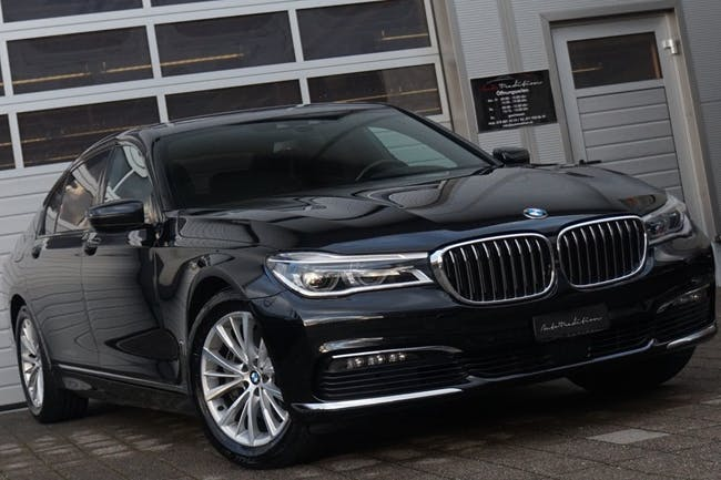saloon BMW 7er 730Ld xDrive - LONG VERSION - TOP OPTION