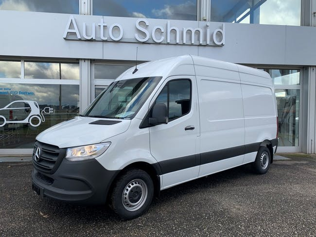 van Mercedes-Benz Sprinter 314 CDI Worker Standard