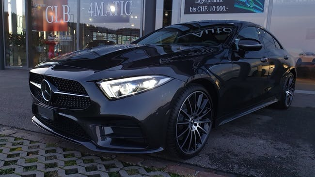 saloon Mercedes-Benz CLS 450 AMG Line 4Matic 9G-Tronic