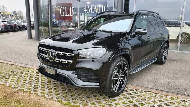 suv Mercedes-Benz GLS-Klasse GLS 400 d 4Matic 9G-TRONIC