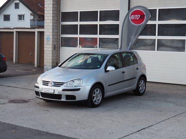 saloon VW Golf 1.6 FSI Comfortline