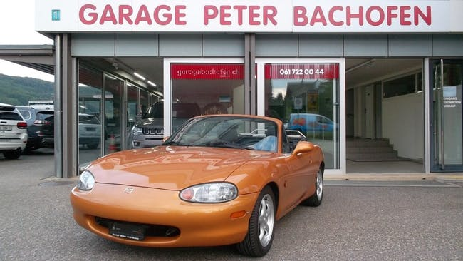 cabriolet Mazda MX-5 1.6i-16 GT Youngster
